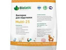 Бактерии для подстилки животных Multi-25 (1кг)