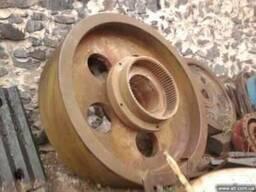 Балансир дробилки СМД-111