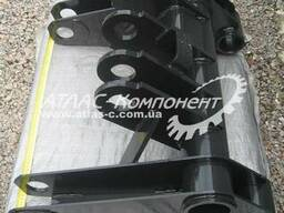 Балансир опрокидывающего механизма 1но штоковый КрАЗ - фото 2
