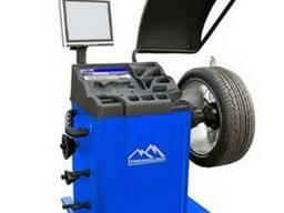 Балансировка легковая - полный автомат 3D c жк монитором