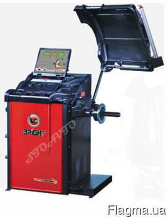 Балансировочный автоматический стенд Bright для легковых ав