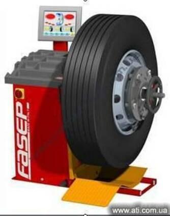 Балансировочный стенд для грузовых автомобилей GT2.120HC - G