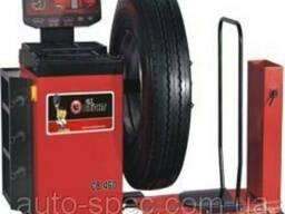 Балансировочный станок для грузовых колес Bright