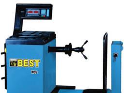 Балансировочный станок для грузовых шин Best W69