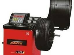 Балансировочный станок для колес легковых автомобилей UNITE,