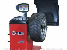 Балансировочный станок (вес колеса 70кг) CB66 220V Bright