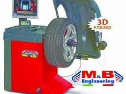 Балансировочный стенд 3D лазер M&B (Италия)