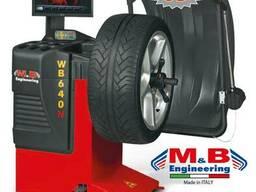 Балансировочный стенд M&B Engineering WB 640 (Италия)