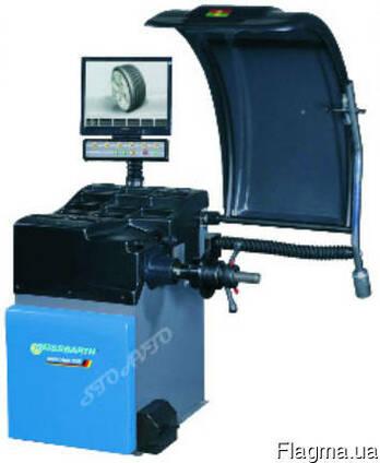 Балансировочный стенд автомат Beissbarht. MT 857. легковой