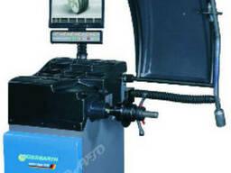 Балансировочный стенд автомат Beissbarht. MT 857. легковой - фото 1