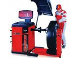 Балансировочный стенд для леговых и грузовых авто CB460B