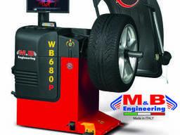 Балансировочный стенд MB Engineering WB 680 LED (Италия)