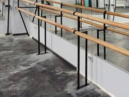 Балетний станок підлоговий зі встановленням