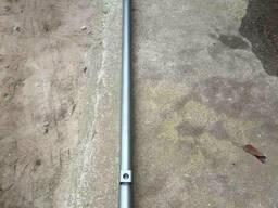 Балка АТВ-155/57(08Р) для прицепа под жигулевское колесо