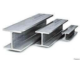 Балка двутавровая металлическая сварная от производителя