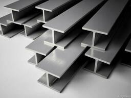 Балка двутавровая стальная сварная от производителя