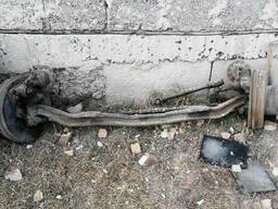 Балка ЗиЛ-130 в сборе с рулевыми тягами - фото 1
