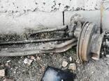 Балка ЗиЛ-130 в сборе с рулевыми тягами - фото 3