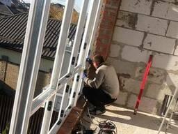 Балкон под ключ, ремонт балкона, вынос балкона,лоджии