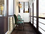 Балкон под Ключ Мебель/Окна/Обшить - фото 3