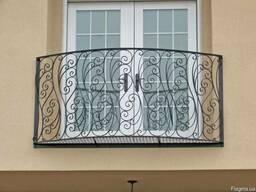 Балкон перила, ограждения Кривой Рог цена