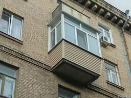 """Балконы и лоджии """"под ключ"""" в Днепре."""