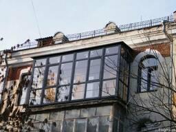 Балконы и лоджии Rehau от Дизайн Пласт®