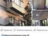 Балконы под ключ , расширение балконов , обшивка балконов сайдингом - фото 7