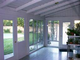 Балконы, внутренние дворики и веранды
