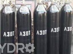 Баллон кислородный углекислотный азотный гелиевый на 40 литр