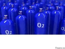 Баллоны под кислород на 2л. , 5л. , 10л. , 40л.
