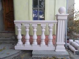 Балясина №3 , бетонна d160*h700