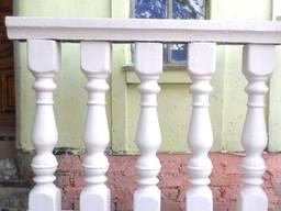 Балясина №5, бетонна d150*h800