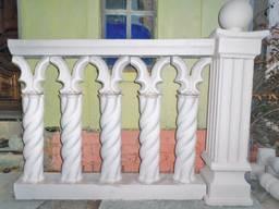 Балясина №6, бетонна d160*h800
