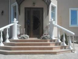 Балюстрада оформление лестниц, террас, балконов,