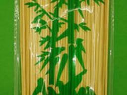 Бамбуковая Палочка для шашлыка (100шт) 20см 2.5mm (1 пач)