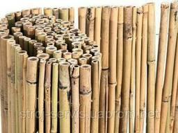 Бамбуковый забор d 12-14 мм (6000х1000)