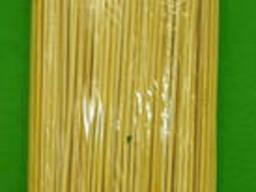 Бамбуковые палочка для шашлыка 200шт 30см 2.5mm (1 пач)