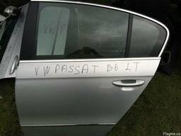 Бампер двери задний бампер Passat B6 б\у