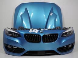 Бампер капот фары телевизор радиатор BMW F22