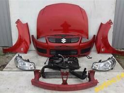 Бампер капот крыло дверь фара ляда Suzuki SX4 Wagon R
