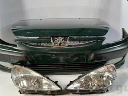 Бампер капот крыло дверь Peugeot Bipper 5008 607 806 807