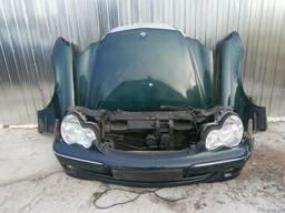 Бампер Капот Крыло Фары Усилитель Mercedes W203 2001-2004