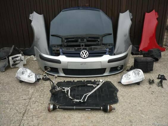 Бампер Капот Крыло Фары Усилитель VW Golf V 04-08