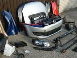 Бампер Крыло Капот Фары VW Polo 6R 2008-2014 - фото 3