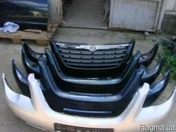 Бампер передний Chrysler grand voyadger крайслер гранд
