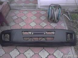 Бампер передний для Chery Tiggo/ чери тиго 2005-2012