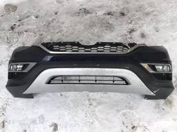 Бампер передний Honda CR-V 4 2015 год USA