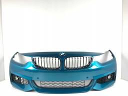 Бампер передний комплектный BMW 4 F33, F32, F36 М-пакет