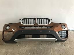 Бампер передний комплектный BMW X4 F26 LIFT